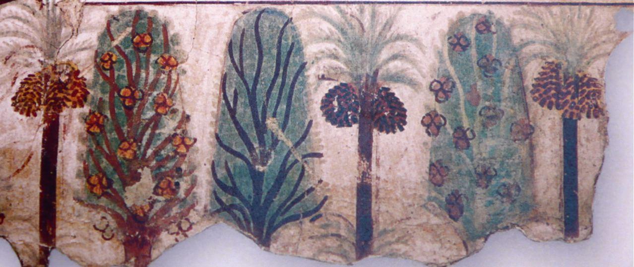 Historia del jardin en la antig edad paisajistas marbella for Estudiar jardineria