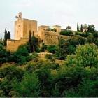 1-La alhambra, Torre de la vela