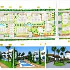 1-plano general de planta Planta JUMEIRA BEACH- Escala- 1-200