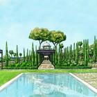 10-Persp desde piscina nivel suelo color