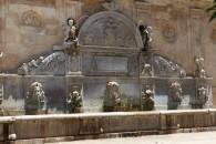 11-fuente renacentista de Carlos V