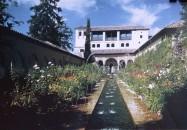 11-patio de la alberca del Generalife