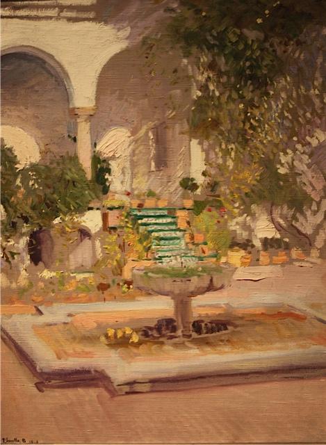Blogosferia patios y m s Villa jardin donde queda