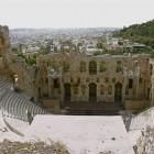 12- el gran teatro de Dionisio este modelo sera ampliamente copiado por Roma