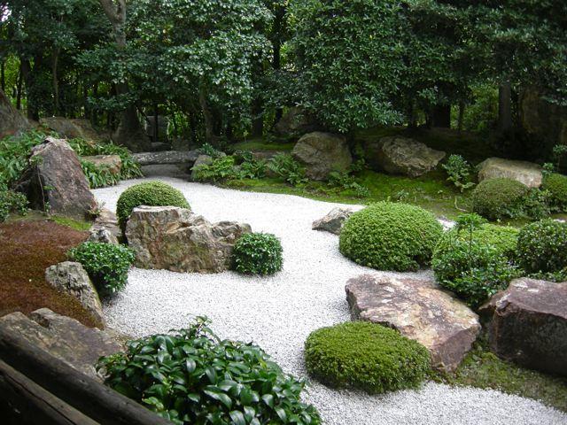 Jardines japoneses del budismo zen paisajistas marbella for Jardines japoneses zen