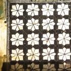 15- mosaico en una de las habitaciones de la villa romana de rio verde de Marbella