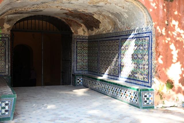 Baño Japones Granada:17- entrada a los baños de Maria Padilla