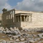 17- templo menor que acompaña al conjunto del Partenon