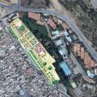 2-plano del proyecto insertado en el terreno