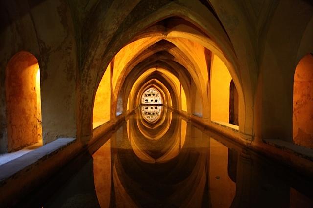 Baño Japones Granada:21-baños de Maria de Padilla