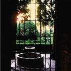 31-fuente mágica del pequeño patio entre Lindaraja y el Partal