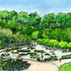 4-Jardin japonés- vista desde cafeteria COLOR