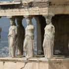 4- detalle del templo junto al Partenon