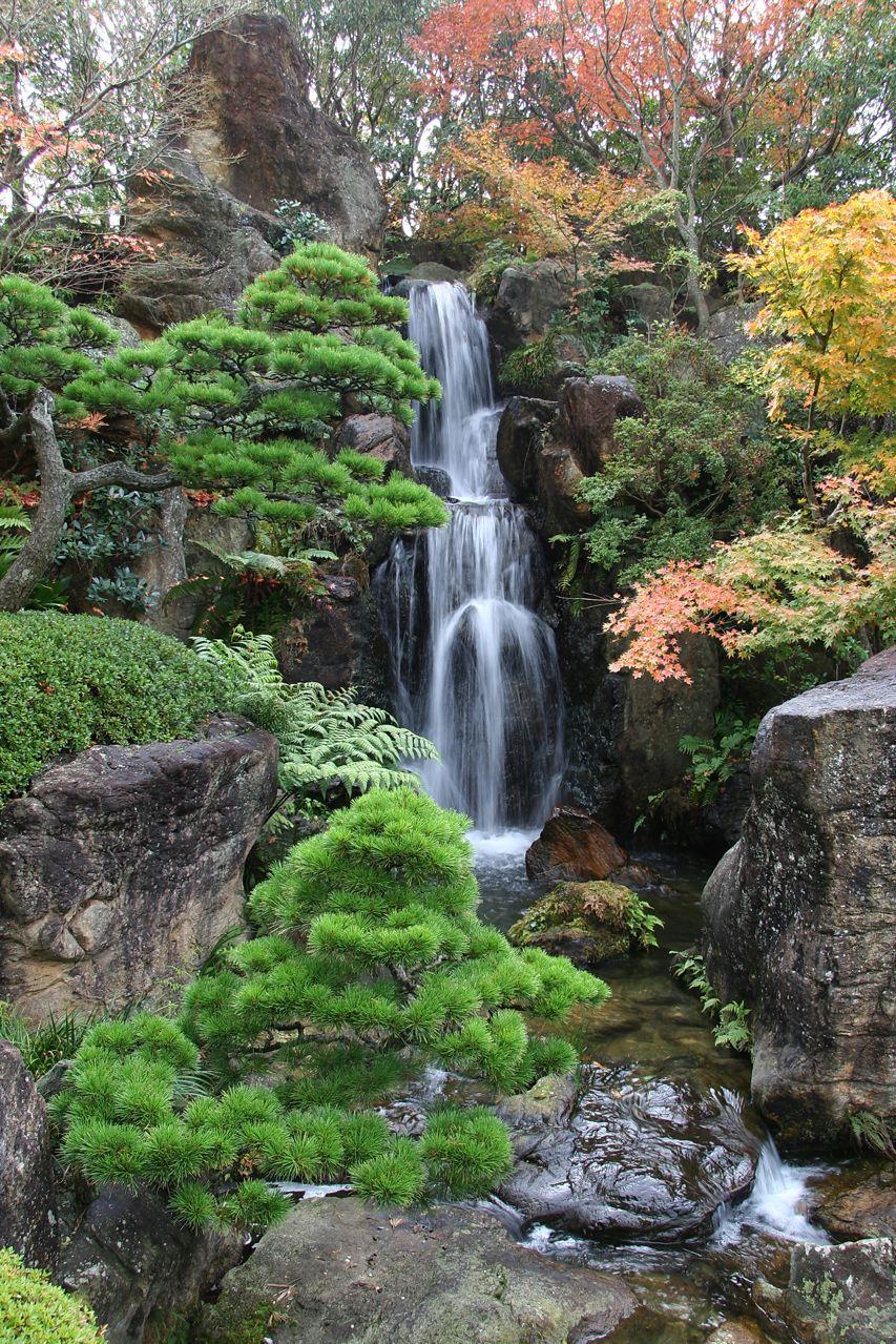 Jardines japoneses de palacios y templos en las pocas - Fotos jardines japoneses ...