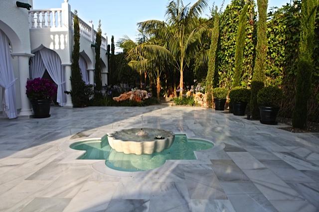 Pavimento jardin a gravilha clssica to ao gosto dos - Pavimentos para jardin ...