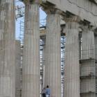 5-El partenon obra maestra de la arquitectura griega