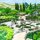 6-Jardin japonés- vista desde sendero COLOR