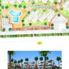 6-corte de la Planta JUMEIRA BEACH 1.400 parte 5