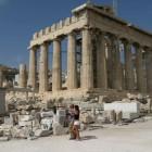 6- el Partenon templo de Atenea Parthenos da nombre a la ciudad