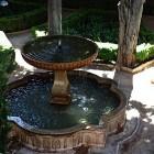 7-fuente cristiana del patio de lindaraja