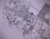 7-plano de los palacios de la Alhambra