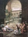 9-Alhambra de granada, palacio de Comares