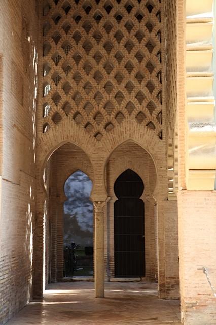 9 la decoracion hecha de terracota en la arquitectura for Arquitectura islamica