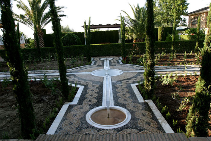 Jardines de la mora paisajistas marbella for Diseno jardines exteriores casa