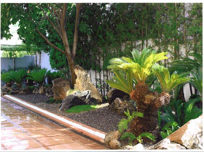 Galer a jardines japoneses de manolo garc a paisajistas for Decoracion jardin granada