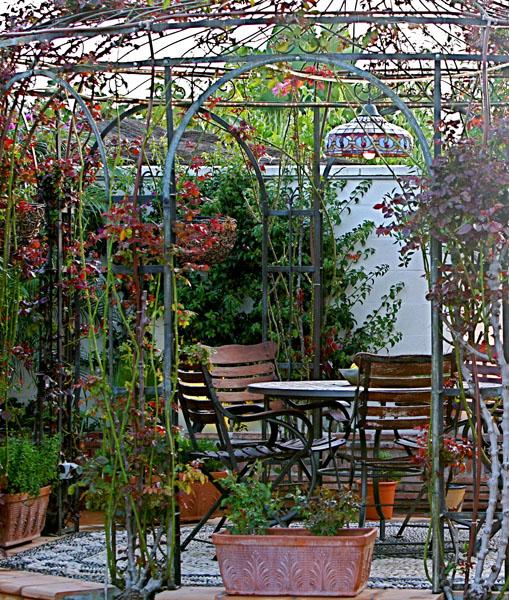 Casa Lourdes Paisajistas Marbella